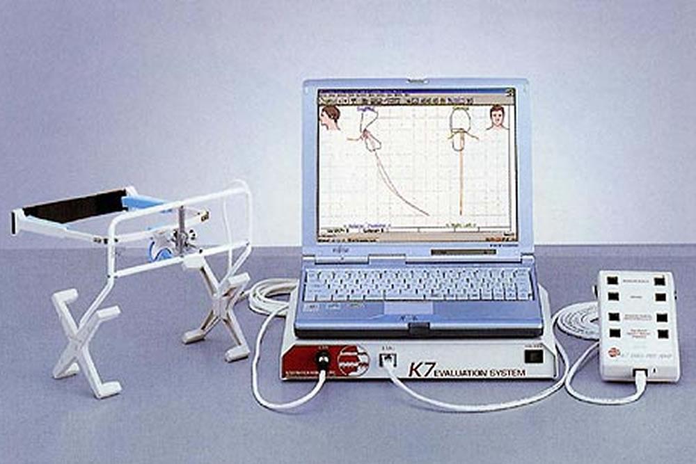 顎運動測定器